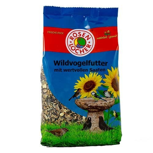 Rosenlöcher Wild Bird Food with Valuable Seeds EAN: 4012387750139 reviews