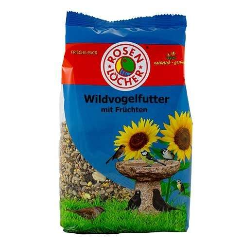 Rosenlöcher Wild Bird Food with Fruits EAN: 4012387750160 reviews