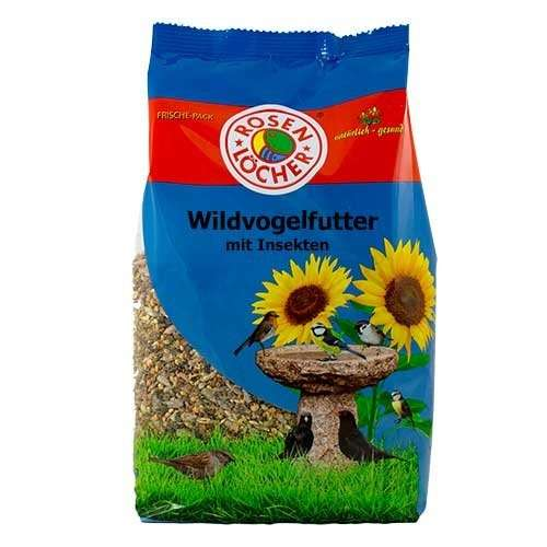 Rosenlöcher Wild Bird Food with Insects EAN: 4012387750153 reviews