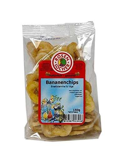 Rosenlöcher Banana Chips EAN: 4012387013418 reviews