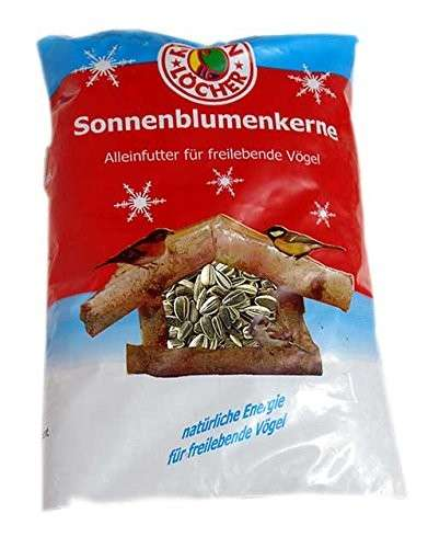 Rosenlöcher Striped Sunflower Seeds 1 kg