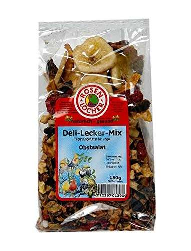 Rosenlöcher DeliLeckerMix Fruit Salad EAN: 4012387013906 reviews