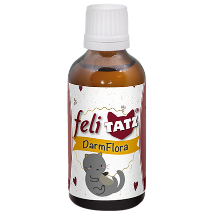 cdVet feliTATZ Intestinal Flora 50 ml