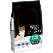 Purina Pro Plan Small & Mini Adult 9+ OptiAge rico em Frango 3 kg
