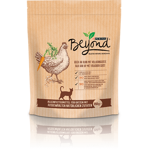 Purina Beyond rich in Chicken with Whole Barley 850 g