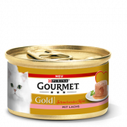 Purina Gourmet Gold Melting Heart - Salmon