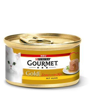 Purina Gourmet Gold Melting Heart - Chicken 85 g