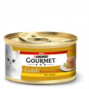 Purina Gourmet Gold Melting Heart - Chicken