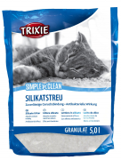 Trixie Simple'n'Clean Silicate Litter 5 l