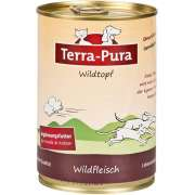 Terra Pura Wildtopf Game 400 g