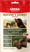 Meradog Nature´s Effect Snack Crunchy Nuggets Wild Boar with beetroot, parsnips & potatoes Cinghiale