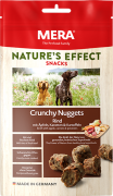 Meradog Nature´s Effect Snack Crunchy Nuggets Beef with apple, carrots & potatoes Manzo
