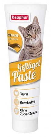 Beaphar Poultry Paste for cats 100 g