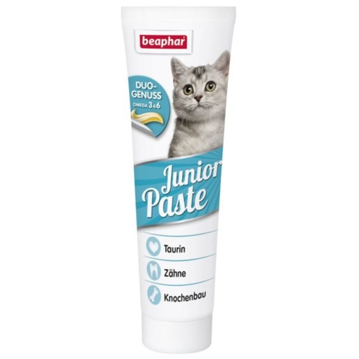 Beaphar Junior Paste for cats 100 g osta edullisesti