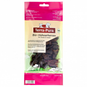 Organic Chicken Hearts 100 g