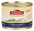 Terra Pura Horse-Potato Meal 200 g