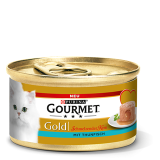 Purina Gourmet Gold Melting Heart - Tuna 85 g