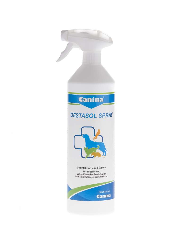 Destasol Spray 1 l  von Canina Pharma bei Zoobio.at