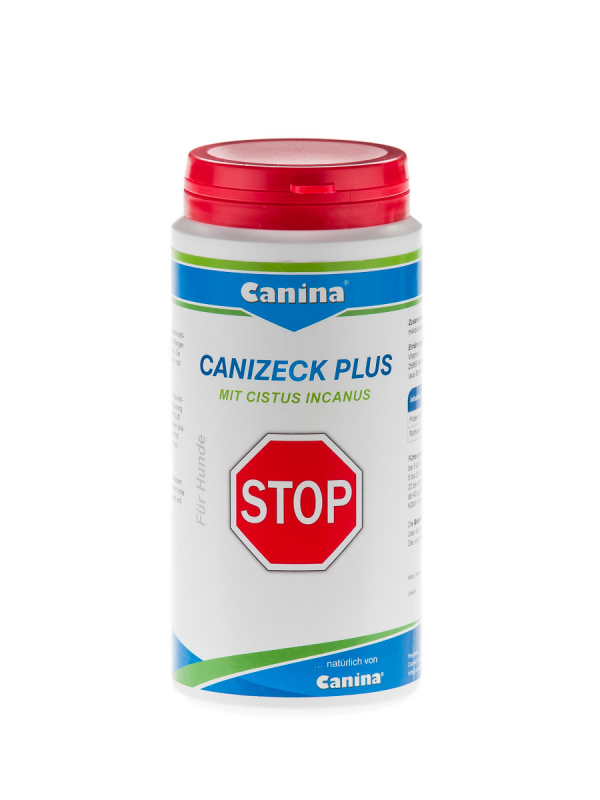 Canina Pharma Canizeck Plus Tablets 270 g