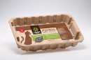 Nature's Eco Cat Tray with Pre-filled Litter