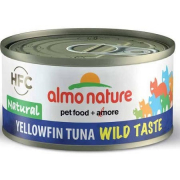 Almo Nature HFC Wild Taste Natural Yellowfin Tuna 70 g