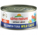 Almo Nature HFC Wild Taste Jelly Yellowfin Tonijn 70 g