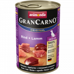Animonda GranCarno Original Senior Beef + Lamb