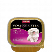 Vom Feinsten Adult with Turkey + Lamb 150 g