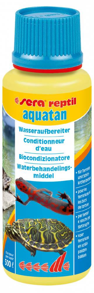 Sera Reptil aquatan 100 ml