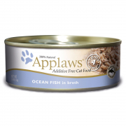 Applaws Natural Cat Food Seefisch 156 g