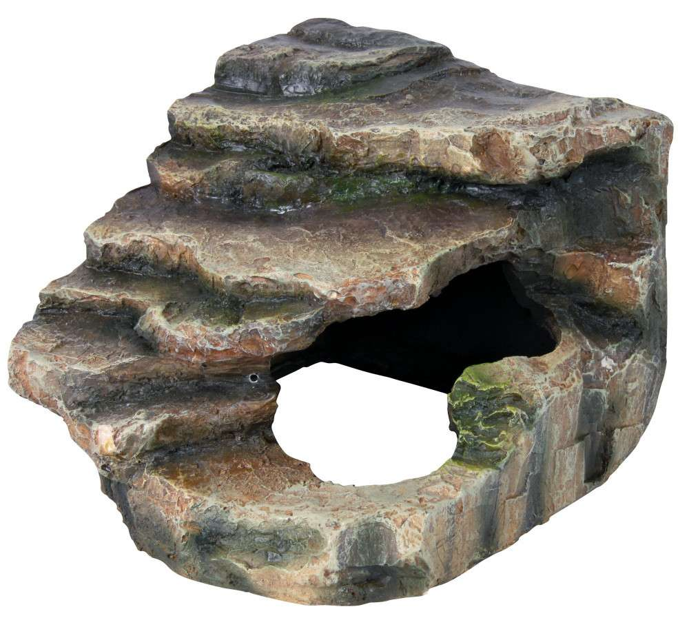 Trixie Corner Rock with Cave and Platform 4011905761947 kokemuksia