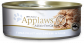 Applaws Natural Cat Food Tuna Fillet with Cheese 156 g