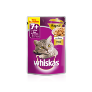 Whiskas Casserole with Poultry in Jelly 7+ Art.-Nr.: 79785