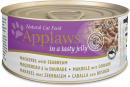 Applaws Natural Cat Food Maquereau et Brème de mer en Sauce 70 g