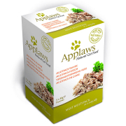 Pouches Natural Cat Food Meat Multipack in a Tasty Jelly - EAN: 5060122496674