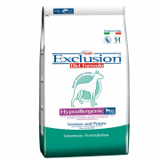 Exclusion Diet Hypoallergenic Cervo e Patate Small Breed 2 kg