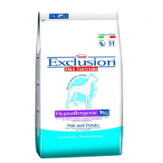 Exclusion Diet Hypoallergenic Pesce e Patate Small Breed 2 kg