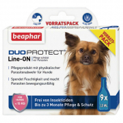 Beaphar DuoProtect for Dogs (up to 15kg) 9x1.5 ml