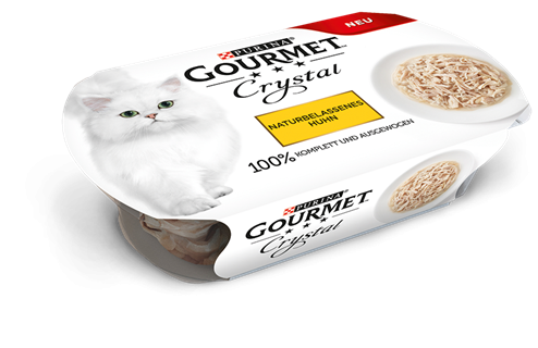 Purina Gourmet Crystal Natural Chicken 50 g 7613036155007 ervaringen