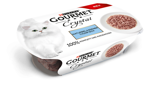 Purina Gourmet Crystal Natural Tuna 50 g