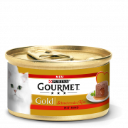 Purina Gourmet Gold Melting Heart - Beef