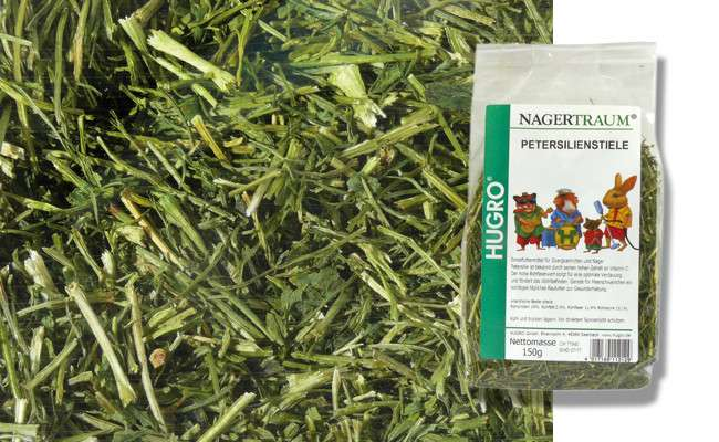 Hugro Nagertraum Petersilienstiele  Petersilie 150 g