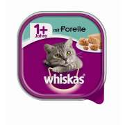 Whiskas 1+ met Forel 100 g