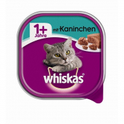 Whiskas Shell Adult 1+ with Rabbit 100 g