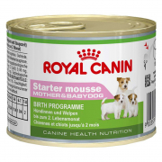 Royal Canin Canine Health Nutrition, Lattina Starter Mousse 195 g