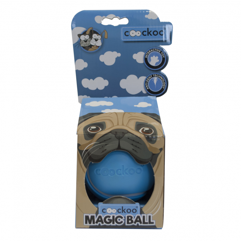 Europet-Bernina Coockoo Magic Ball