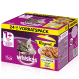 Whiskas Casserole Poultry Selection in Jelly 1+ 24x85 g
