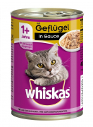 Whiskas 1+ in Sauce with Poultry Art.-Nr.: 221