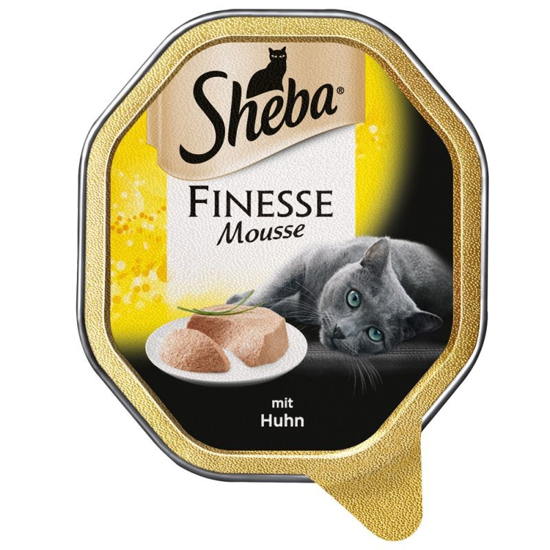 Finesse Mousse Chicken by Sheba 85 g buy online