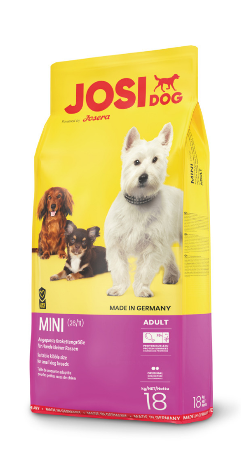 JosiDog Mini from Josera 900 g, 18 kg buy online